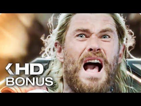 Thor 3: Ragnarok ALL Deleted Scenes, Bonus Features & Bloopers (2018)