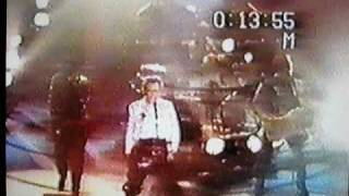 Adam Ant Vive Le Rock USA Performance