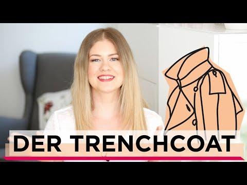 Der Trenchcoat | Essentielle Klassiker für die weibliche Garderobe