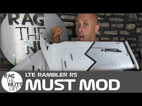 LTE Rambler Must-Have Modification (to stop it from flat spinning)
