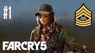 GRACE UNDER FIRE | Far Cry 5 Gameplay Walkthrough 1