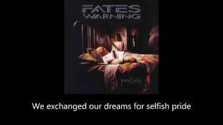 Fates Warning - The Eleventh Hour (Lyrics)