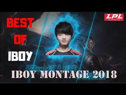 EDG Iboy Montage 2018 | Best Of Iboy 2018 Mp3