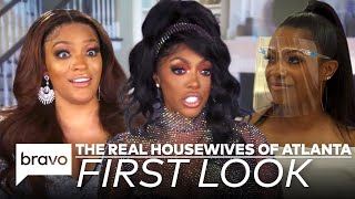 RHOA returns under strict new COVID Rules [Watch]