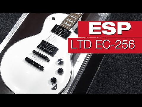 ESP LTD EC-256 SW E-Gitarren-Review von session