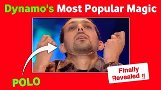 THE POLO TRICK | Dynamo's Magic Trick- Full Tutorial in Hindi | ft. Dhiraj Jain |
