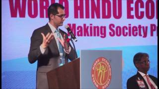 Session 4 Shri Rohit Kapuria at WHEF 2016@Los Angeles