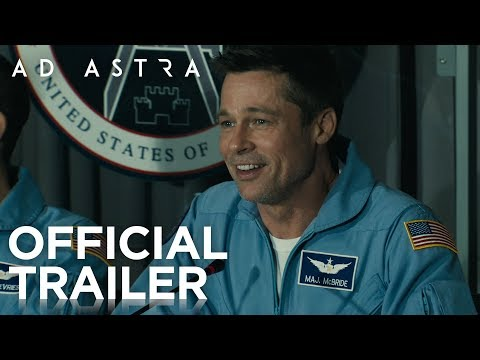 The First Look at Brad Pitt in Ad Astra