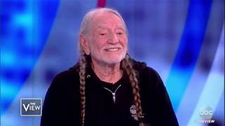 Willie Nelson Talks Supporting Beto O
