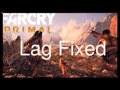 bad fps on great pc :: Far Cry Primal General Discussions
