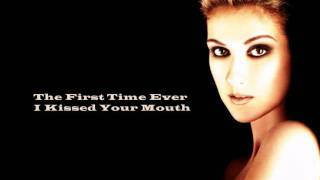 Celine Dion The first time ever i saw your face Music