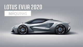Lotus Evija 2020 - Máquinas