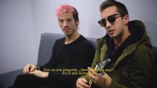 Tyler Joseph and his sassiness (part 4)