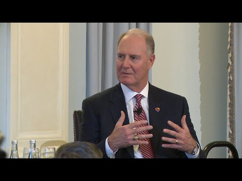 Gary Kelly - The December Luncheon 2019