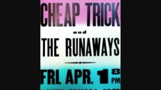 Cheap Trick ~ Live Santa Monica 1977, April 1  (side A)