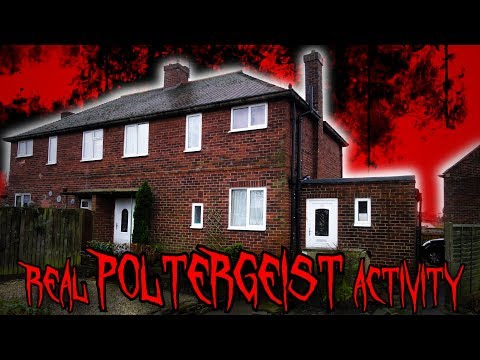 Shocking Poltergeist Activity Caught At 30 East Drive