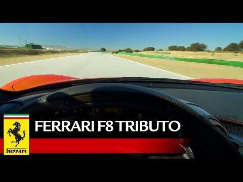 Ferrari F8 Tributo - Incredible You