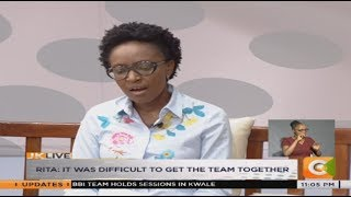 | JKLive | Breaking The Glass Ceiling; Talking with 3 top Women CEOs [Part 1]