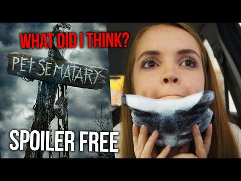 OMG! Pet Sematary (2019) SPOILER FREE | Come with me | Horror Movie Remake Review