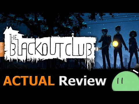 The Blackout Club (ACTUAL Game Review) video thumbnail