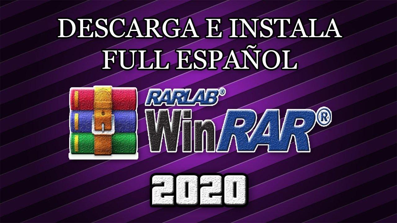 Descargar E Instalar WinRAR 5.40 Full Español 32/64Bits 2017 (MEGA-MediaFire-4Shared) 100% Full Crackeado