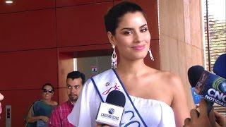 Ariadna Gutiérrez, Miss Colombia habla sobre el minicromos 2015