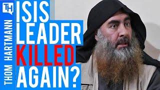 The Many Deaths Of Bakr al-Baghdadi?
