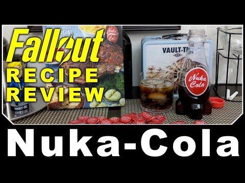Fallout Recipe Review - Nuka-Cola