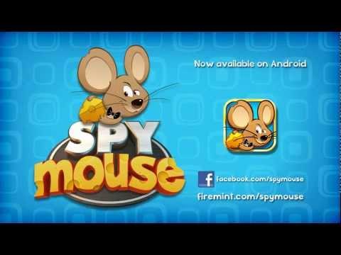 Vídeo do SPY mouse