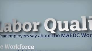 MAEDC Animated Labor Quality Report