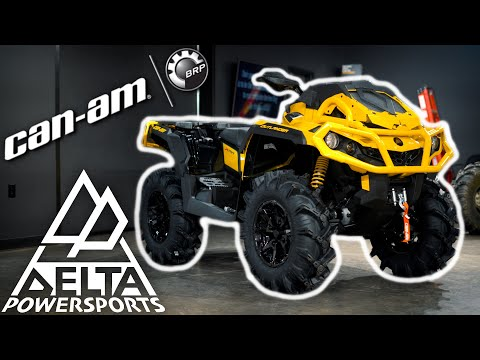 2021 Can-Am Outlander X mr 1000R at Shreveport Cycles