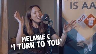 Melanie C - 'I Turn To You' live @ Ekdom in de Ochtend
