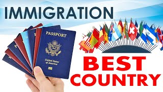 Top 10 Countries to Immigrate in 2020 | Umar Saleem | IM Tv