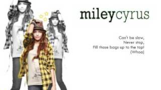 Miley Cyrus- The Good Life Lyrics