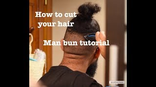 HOW TO GET A MAN BUN / TOP KNOT | Hipster Lifestyle