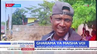 Wakazi wa Voi walalamikia gharama ya maisha