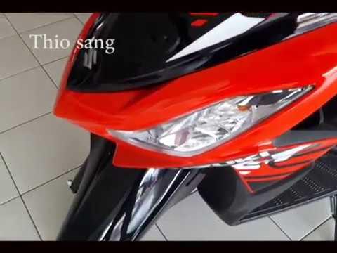 Motor terbaru Suzuki Address FI