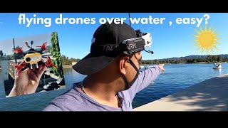 Drone+insta360go+water=cinematic flights/ vlog