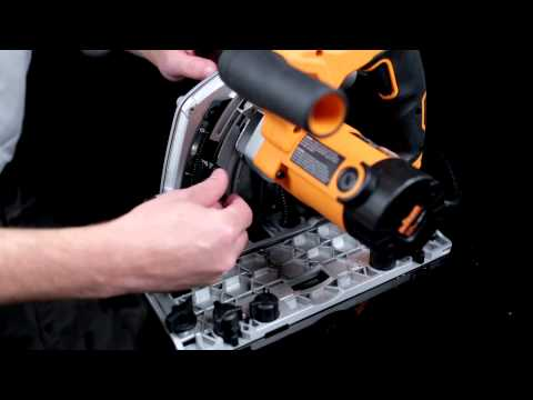 Triton TTS1400 Plunge-Cut Track Saw Overview