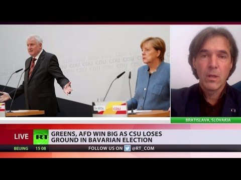 Bavarian blow: Merkel's key alley suffers worst result in over 60 yrs
