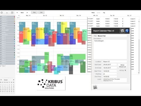 Terminkalender Kalender Terminplaner Software Win Mac Cloud Dropbox NAS USB Stick iPad kein Excel