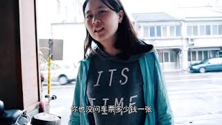 80后穷游夫妻,骑行台湾,发现台湾农村,竟然是这样的!