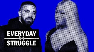 Everyday Struggle - Rap Over/Under: Drake No. 1 Singles in 2018, Nicki/Cardi First Week Sales, Lil Pump's Next Deal