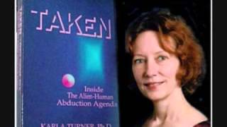 Alien Abduction 101 - Dr. Karla Turner (greys, alien abduction, reptilians, conspiracy
