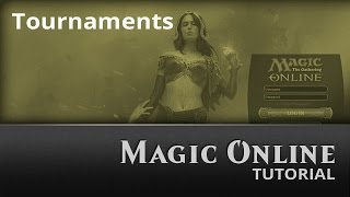 Magic Online: Tournaments