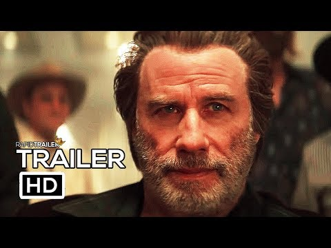 THE POISON ROSE Official Trailer (2019) John Travolta, Morgan Freeman Movie HD