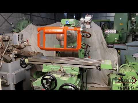 Gambin 10N Universal Milling Machine