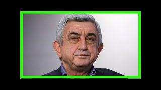 Мать премьера Армении умерла в день его отставки | TVRu