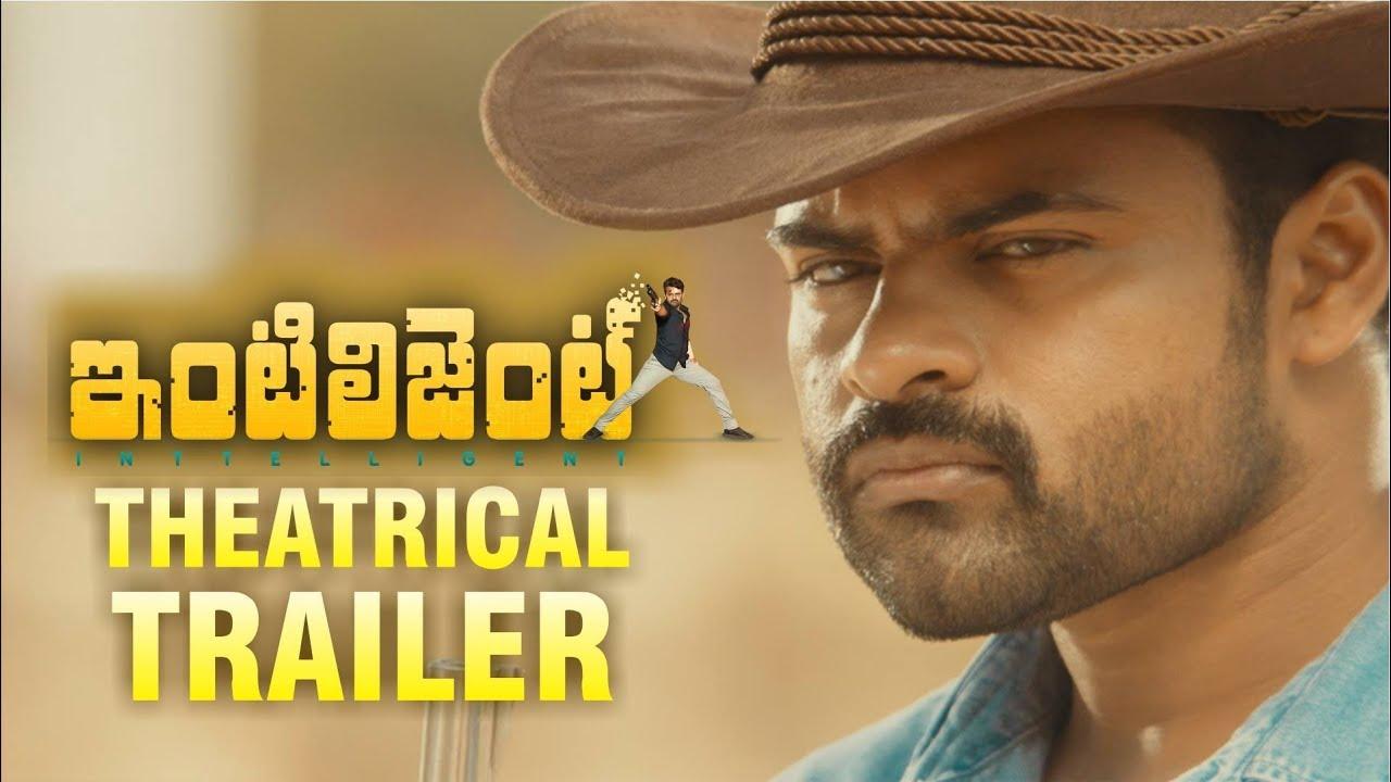Inttelligent Theatrical Trailer   Sai Dharam Tej, Lavanya Tripathi   VV Vinayak