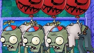 Zombie-ul Zburator !